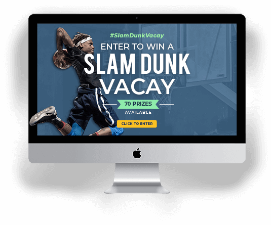 Contest Rebel Slam Dunk Contest
